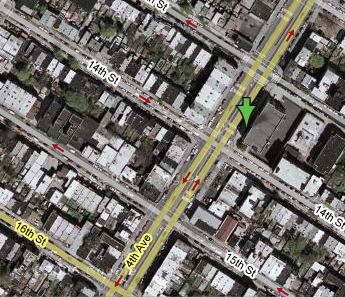 Google Map Image of PS124