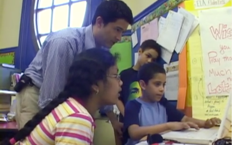 TMS produces video for The Code of Best Practices in Fair Use for Media Literacy Education.