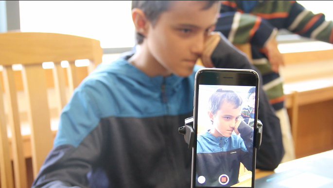 Process Video: Adjusting media literacy projects to fit student needs