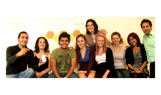 The Media Spot facilitates video productions on Social Media at the SalzburgAcademy.